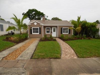 721 Hampton Road, West Palm Beach, FL 33405 - MLS#: RX-10432721