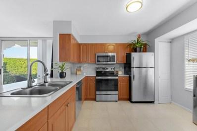 1701 Village Boulevard UNIT 101, West Palm Beach, FL 33409 - #: RX-10432729