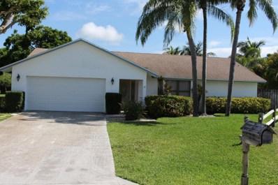 7643 S Nemec Drive S, West Palm Beach, FL 33406 - MLS#: RX-10432779