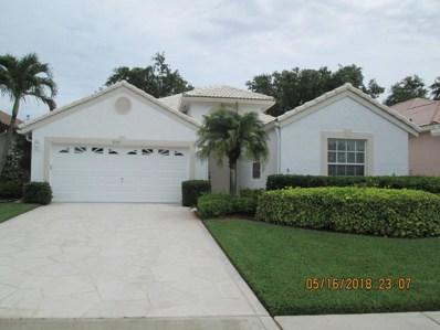 7737 Doubleton Drive, Delray Beach, FL 33446 - MLS#: RX-10432807