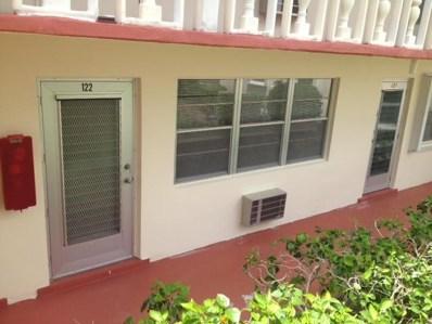 122 Camden F, West Palm Beach, FL 33417 - MLS#: RX-10432853