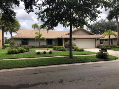 18619 Lake Bend Drive, Jupiter, FL 33458 - #: RX-10432943