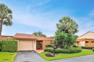 5364 Stonybrook Lane, Boynton Beach, FL 33437 - MLS#: RX-10432988