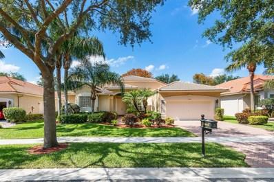 12044 Oakvista Drive, Boynton Beach, FL 33437 - MLS#: RX-10433098
