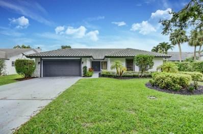 2602 NW 41st Street, Boca Raton, FL 33434 - MLS#: RX-10433129