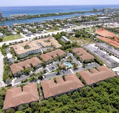 158 Village Boulevard UNIT B, Tequesta, FL 33469 - MLS#: RX-10433176