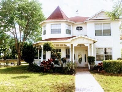 101 Country Club Way, Royal Palm Beach, FL 33411 - MLS#: RX-10433187