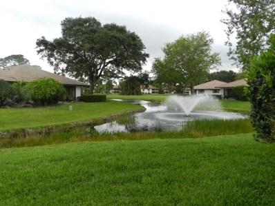 805 Club Drive, Palm Beach Gardens, FL 33418 - MLS#: RX-10433203