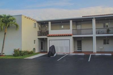 2601 Boundbrook Boulevard UNIT 101, Palm Springs, FL 33406 - MLS#: RX-10433400