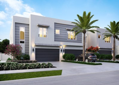 816 NE 7th Avenue, Delray Beach, FL 33483 - MLS#: RX-10433447