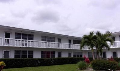 81 Northampton E E UNIT 81, West Palm Beach, FL 33417 - MLS#: RX-10433539
