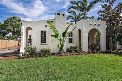 831 Claremore Drive, West Palm Beach, FL 33401 - MLS#: RX-10433552