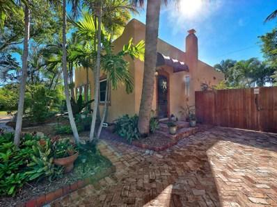 606 Upland Road, West Palm Beach, FL 33401 - MLS#: RX-10433630