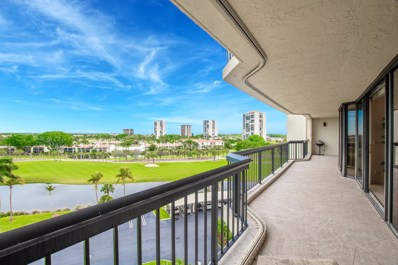 1900 Consulate Place UNIT 605, West Palm Beach, FL 33401 - MLS#: RX-10433736