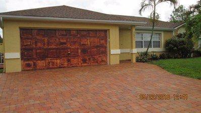 3851 SW Kober Road, Port Saint Lucie, FL 34953 - MLS#: RX-10433737