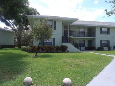 1901 Sabal Ridge Court UNIT E, Palm Beach Gardens, FL 33418 - MLS#: RX-10433782