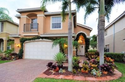 11555 Rock Lake Terrace, Boynton Beach, FL 33473 - MLS#: RX-10433853