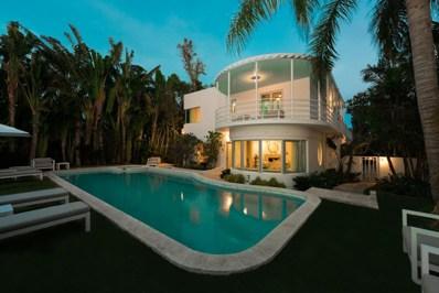 1221 N Lake Way, Palm Beach, FL 33480 - MLS#: RX-10433980