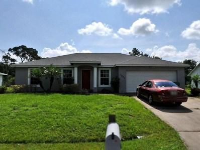 1931 SW Ember Street, Port Saint Lucie, FL 34953 - MLS#: RX-10434044