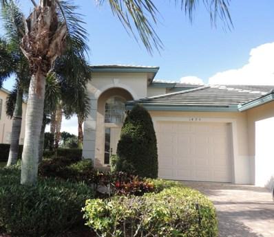 1495 SE Prestwick Lane UNIT 9, Port Saint Lucie, FL 34952 - MLS#: RX-10434115