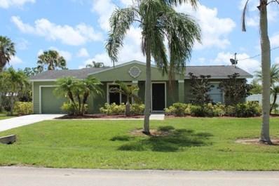 679 SE Calmoso Drive, Port Saint Lucie, FL 34953 - MLS#: RX-10434129