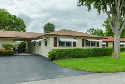 528 Sandpiper Circle, Delray Beach, FL 33445 - MLS#: RX-10434173