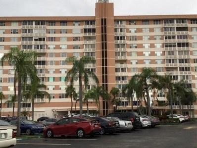 3850 Washington Street UNIT 907, Hollywood, FL 33021 - MLS#: RX-10434189