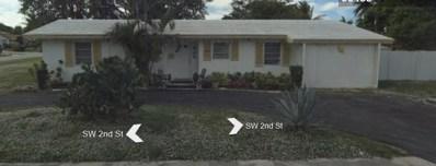 405 SW 2 Street, Boynton Beach, FL 33435 - MLS#: RX-10434252