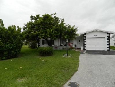 2611 W Golf Boulevard, Pompano Beach, FL 33064 - MLS#: RX-10434354