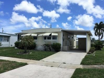 4464 Meadowview Drive, Boynton Beach, FL 33436 - MLS#: RX-10434360