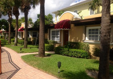 1855 S Ocean Boulevard UNIT 8, Delray Beach, FL 33483 - MLS#: RX-10434415