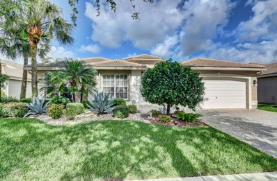 7155 Francisco Bend Drive, Delray Beach, FL 33446 - MLS#: RX-10434437