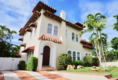 615 Claremore Drive, West Palm Beach, FL 33401 - MLS#: RX-10434440