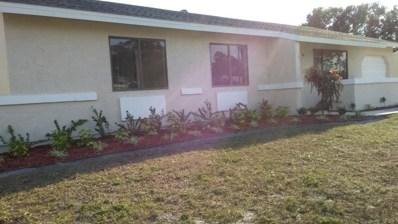 2282 SE Master Avenue, Port Saint Lucie, FL 34952 - MLS#: RX-10434442