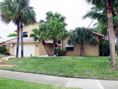 4865 Sugar Pine Drive, Boca Raton, FL 33487 - MLS#: RX-10434462