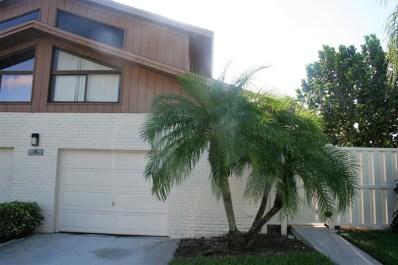 9550 Boca Gardens Circle S UNIT B, Boca Raton, FL 33496 - MLS#: RX-10434475