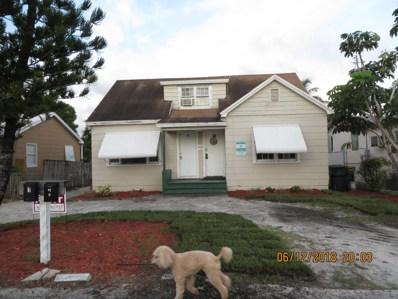 622 S C UNIT 1, Lake Worth, FL 33460 - MLS#: RX-10434496