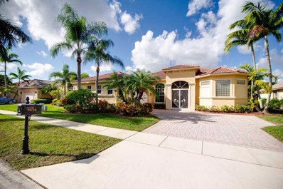 9538 Lantern Bay Circle, West Palm Beach, FL 33411 - MLS#: RX-10434510