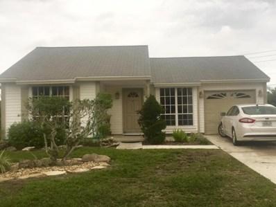 5592 Pebble Brook Lane, Boynton Beach, FL 33472 - MLS#: RX-10434516