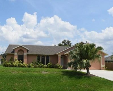 274 SW Chelsea Terrace, Port Saint Lucie, FL 34984 - MLS#: RX-10434529