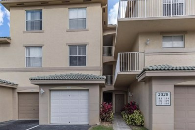 2020 Greenview Shores UNIT 113, Wellington, FL 33414 - MLS#: RX-10434615