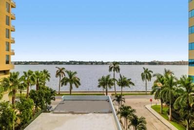 1551 N Flagler Drive UNIT 714, West Palm Beach, FL 33401 - MLS#: RX-10434663
