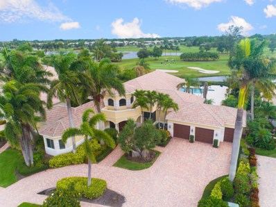 8 Island Drive, Boynton Beach, FL 33436 - MLS#: RX-10434731