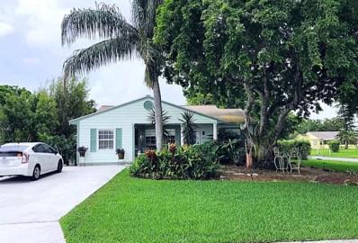 5495 Courtney Circle, Boynton Beach, FL 33472 - MLS#: RX-10434760