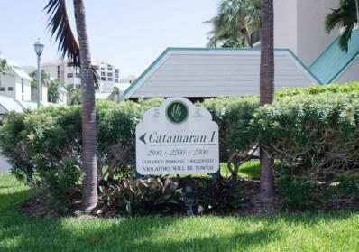 2400 S Ocean Drive UNIT 2221, Fort Pierce, FL 34949 - MLS#: RX-10434804