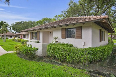 537 Club Drive, Palm Beach Gardens, FL 33418 - MLS#: RX-10434849