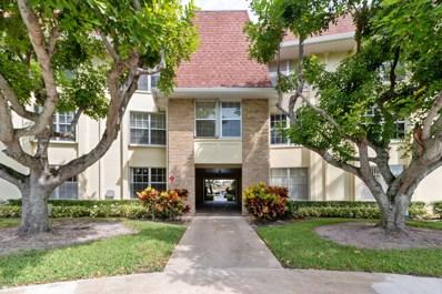5520 Tamberlane Circle UNIT 110, Palm Beach Gardens, FL 33418 - MLS#: RX-10434972