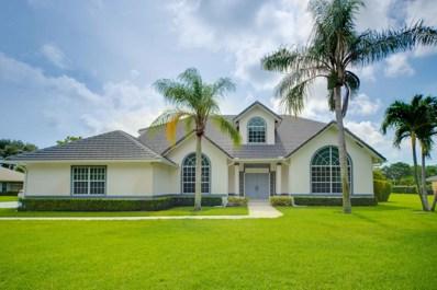 8374 Man O War Road, Palm Beach Gardens, FL 33418 - MLS#: RX-10435065
