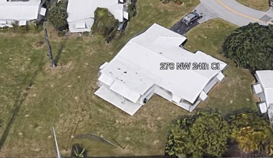 270 NW 24th Court, Pompano Beach, FL 33064 - MLS#: RX-10435135