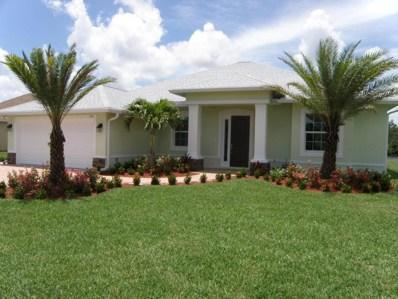 370 SW Vista Lake Drive, Port Saint Lucie, FL 34953 - MLS#: RX-10435164
